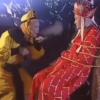 《西游记》早年拍摄花絮曝光:原来孙悟空吐的仙气是二手烟
