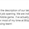 暴雪员工证实《魔兽争霸》题材手游正在开发中