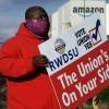 亚马逊仓库工人想成立工会 称工作没有人性化可言