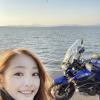 日本网红摩托车小姐姐,居然是50岁中年大叔