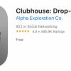 Clubhouse四月下载量跌至90万次 低于2月峰值的960万次