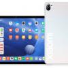 疑似小米平板5渲染图曝光:16:10 LCD屏 摄像头模组与小米11类似