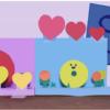Google用弹出式卡片涂鸦庆祝母亲节