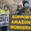 工人称工会选举中 只有美国邮政才能使用的邮箱被亚马逊保安解锁