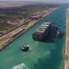 埃及开始苏伊士运河南段航道拓宽工作