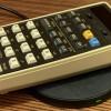 高级玩家改造老式惠普计算器 令其实现无线充电能力