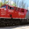 全球首个电动机车车组FLXdrive让货运列车的燃料使用量减少11%