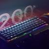雷蛇发布黑寡妇蜘蛛V3迷你无线机械键盘 售价1299元