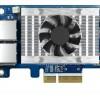 QNAP推出双口万兆网卡新品 适用于PC和NAS平台