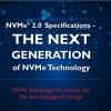 NVMe 2.0规范发布:PCIe固态硬盘有望迎来更显著的性能提升