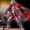 圆谷推出《奥特曼》55周年纪念版全新手办 制作精良