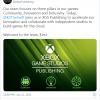 前谷歌Stadia游戏设计总监已跳槽微软Xbox游戏工作室发行团队