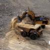 """""""神州第一挖"""":一斗铲起60吨 最高可达7层楼"""