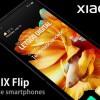设计师分享小米MIX Flip折叠屏概念新机3D高清渲染图