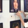 泰国女画家举行动漫先逝角色肖像展 画风独特引热议
