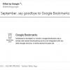 谷歌将于9月关停冷门书签服务 地图中已加星标位置不受影响