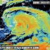 """台风""""烟花""""有多猛?看气象记者追风现场"""