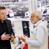 """马斯克""""引诱""""印度:只要特斯拉进口车税能降 建厂很有的谈"""