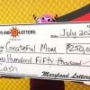 美国优步外卖司机送餐途中发现中了25万美元大奖 当场决定不送了