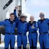 马斯克或在未来十年进入太空 但并非SpaceX优先事项