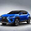 雷克萨斯或推全新入门SUV 与丰田YARiS Cross同平台