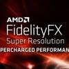 AMD FSR技术乃Lanczos Upscaler魔改升级 N卡控制面板也能开启