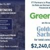 高盛计划以22.4亿美元全股票收购家居装修贷款平台GreenSky