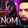 再来一首 说唱歌手Eminem推出《毒液2》主题单曲