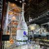 [视频]NASA公布Artemis巨型月球火箭发射前的壮观场景