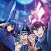 《名侦探柯南》新剧场版万圣节海报公布 警察学校五人组变装亮相